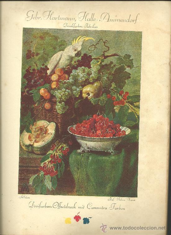 Libros antiguos: L15-16 EL TIPOGRAFO Y LITOGRAFO ALEMAN - Edicion Española de 1926 - Publicacion Anual (VER) - Foto 5 - 27077729