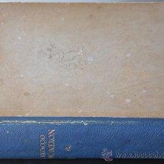 Libros antiguos: BOCCACCIO DEKAMERON 1943 ILUSTRADO POR ARNE UNGERMANN - PAUL V. RUBOW. Lote 28003279