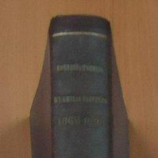 Libros antiguos: CORRESPONDENCIA DE EMILIO CASTELAR 1868-1898. MADRID 1908. Lote 27153487