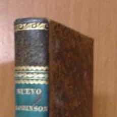 Libros antiguos: EL NUEVO ROBINSON. HISTORIA MORAL REDUCIDA A DIALOGOS PARA INSTRUCCIÓN DE NIÑOS... 1821. TOMO I.. Lote 27188490