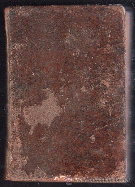 Libros antiguos: VIDA Y HECHOS DEL INGENIOSO CABALLERO DON QUIJOTE DE LA MANCHA. 4 TOMOS - MADRID 1808 - Foto 4 - 27184507