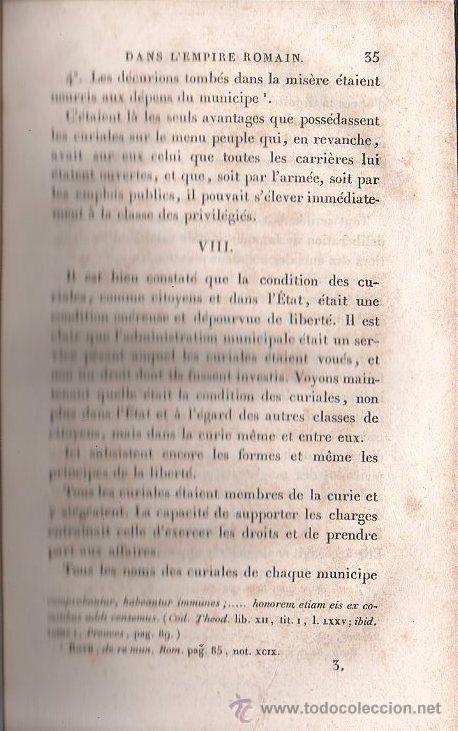 Libros antiguos: ESSAIS SUR LE HISTOIRE DE FRANCE POR GUIZOT.9º EDICION - EDITOR FRERES, PARIS 1833 - Foto 2 - 27367582