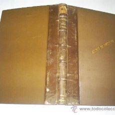 Libros antiguos: MANUEL DU FONDEUR = MOULEUR EN FER E. MOLERAT IMPRIMERIE KLEIN & CIE., 1904 RM51325-V. Lote 27537750