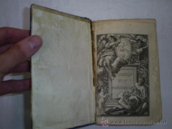 Libros antiguos: RUDIMENTOS HISTÓRICOS MÉTODO FÁCIL PARA INSTRUIRSE LA JUVENTUD NOTICIAS HISTÓRICAS 1 1789 RM51967-V - Foto 2 - 27685968