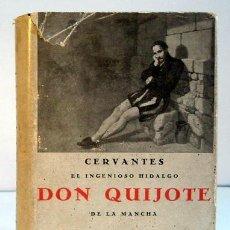 Libros antiguos: DON QUIJOTE DE LA MANCHA EDITORIAL BERGUA. Lote 27498570