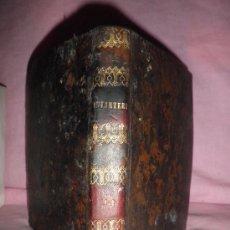 Libros antiguos: REGLAMENTO PARA EL EJERCICIO Y MANIOBRAS DE LA INFANTERIA - AÑO 1850 - PLANCHAS DESPLEGABLES.. Lote 27651473
