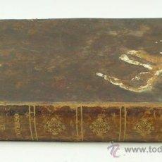 Libros antiguos: EL UNIVERSO O LAS OBRAS DE DIÓS. FRANCISCO FERNANDEZ VILLABRIELLE, TOMO 1. AÑO 1854. 18X27 CM . Lote 27720657