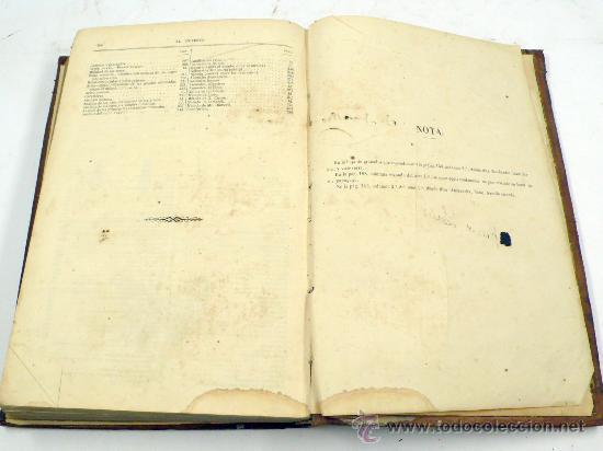 Libros antiguos: el universo o las obras de diós. Francisco Fernandez villabrielle, tomo 1. año 1854. 18x27 cm - Foto 5 - 27720657