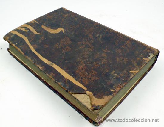 Libros antiguos: el universo o las obras de diós. Francisco Fernandez villabrielle, tomo 1. año 1854. 18x27 cm - Foto 6 - 27720657