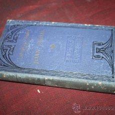Libros antiguos: 1481- BONITO LIBRO ' JOAN ENDAL' POR J.M FOLCH Y TORRES, AÑO 1909. Lote 27815408