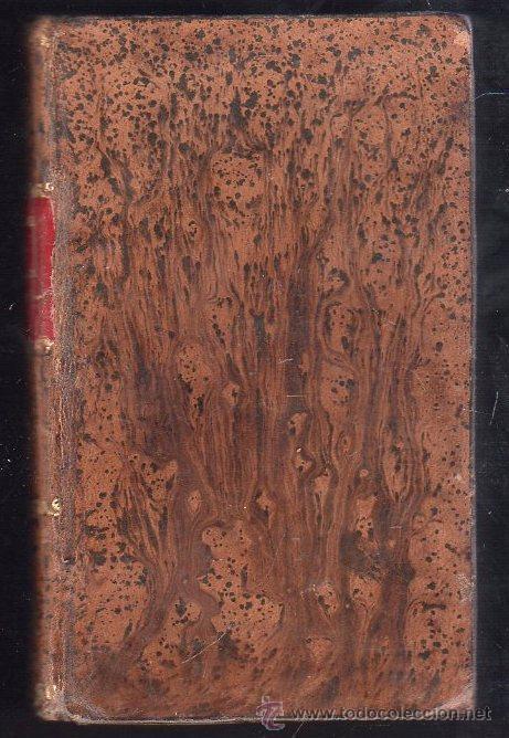 Libros antiguos: 1819,Historia de Gil Blas de Santillana,en francés,París,6 tomos,pasta española,perfectos - Foto 3 - 27825939
