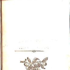 Libros antiguos: 1775,HISTORIA NATURAL DE BUFFON,TOMO I PRIMERA PARTE ,,ESPECTACULARES GRABADOS!!!!. Lote 27851804