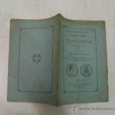 Libros antiguos: ¡TRISTE EJEMPLO! DON REMIGIO CAULA 1878 RM35909.. Lote 27873812