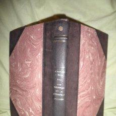 Libros antiguos: LOS TERRENOS DE LA CIUDADELA (BARCELONA) - S.SANPERE Y MIQUEL - AÑO 1911 - LUJOSA EDICION·PLANOS.. Lote 27906637