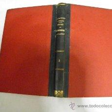 Libros antiguos: COURS DE PHILOSOPHIE. VOLUME I. LOGIQUE. D. MERCIER 1897 RM35383. Lote 27935192