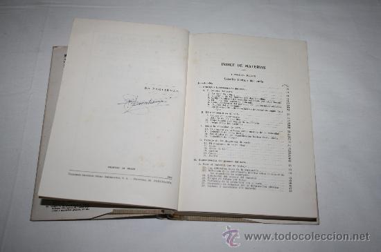 Libros antiguos: 1415- CURIOSO LIBRO ' TRABAJOS DE TALLER ( TRABAJOS DE CORTADOR), POR ERICH KRABBE; AÑO 1944 - Foto 3 - 27998867