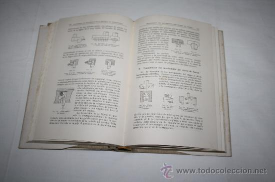 Libros antiguos: 1415- CURIOSO LIBRO ' TRABAJOS DE TALLER ( TRABAJOS DE CORTADOR), POR ERICH KRABBE; AÑO 1944 - Foto 4 - 27998867