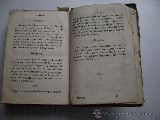 Libros antiguos: LA COCINA PERFECCIONADA O SEA EL COCINERO INSTRUIDO.MADRID 1854...013 - Foto 5 - 28000068
