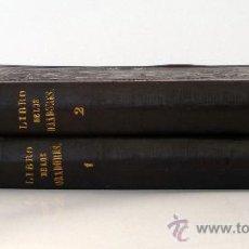 Libros antiguos: LIBRO DE LOS ORADORES, POR TIMÓN, 2 TOMOS, OBRA COMPLETA. Lote 28034197
