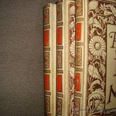 Libros antiguos: AYER HOY Y MAÑANA. MONTANER SIMON. Lote 28199344