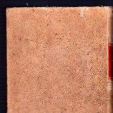 Libros antiguos: SUMMA THEOLOGIAE MORALIS. DE PRAECEPTIS. NOLDIN, S.J. OENIPONTE. 1910. TOMO 2. 21,5X13.. Lote 28109558