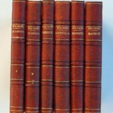Libros antiguos: COLECCIÓN DE LA ESCRITORA ASTURIANA EVA CANEL. 6 LIBROS DE 1899. EJEMPLARES ANTIGÜOS Y RAROS. Lote 28149611