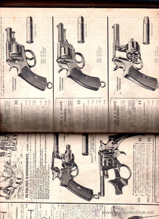 Libros antiguos: MANUFACTURE FRANÇAISE D´ARMES ET CYCLES. SAINT- ETIENNE. 1914. CATALOGO DE CICLOS DE LAS ARMAS - Foto 4 - 28150237