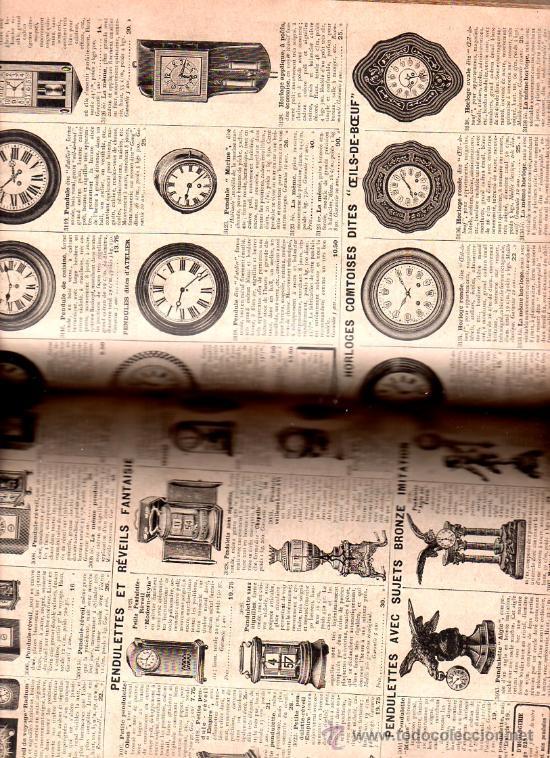 Libros antiguos: MANUFACTURE FRANÇAISE D´ARMES ET CYCLES. SAINT- ETIENNE. 1914. CATALOGO DE CICLOS DE LAS ARMAS - Foto 2 - 28150237