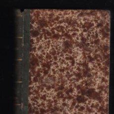 Libros antiguos: CANCIONERO DE OBRAS DE BURLAS. EDUARDO DE LUSTONO. 1872. 17X12. 288 PAG.. Lote 28157943