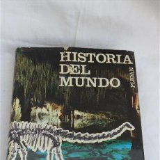 Libros antiguos: LIBRO HISTORIA DEL MUNDO. Lote 28197257