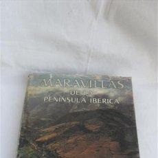 Libros antiguos: LIBRO MARAVILLAS DE LA PENINSULA IBERICA. Lote 28197278
