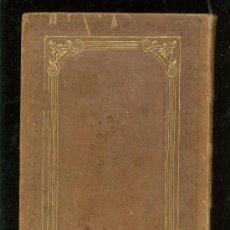 Libros antiguos: HISTOIRE DE GIL BLAS. PARIS 1836. CUBIERTA RIGIDA CON MOTIVOS ROMANTICOS. 972 PAGINAS. . Lote 28225951