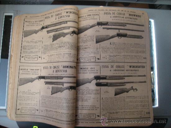 Libros antiguos: MANUFACTURE FRANÇAISE D´ARMES ET CYCLES. SAINT- ETIENNE. 1914. CATALOGO DE CICLOS DE LAS ARMAS - Foto 28 - 28150237