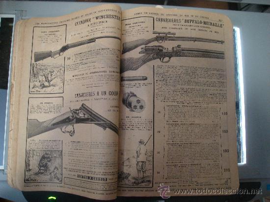 Libros antiguos: MANUFACTURE FRANÇAISE D´ARMES ET CYCLES. SAINT- ETIENNE. 1914. CATALOGO DE CICLOS DE LAS ARMAS - Foto 26 - 28150237