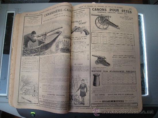 Libros antiguos: MANUFACTURE FRANÇAISE D´ARMES ET CYCLES. SAINT- ETIENNE. 1914. CATALOGO DE CICLOS DE LAS ARMAS - Foto 25 - 28150237