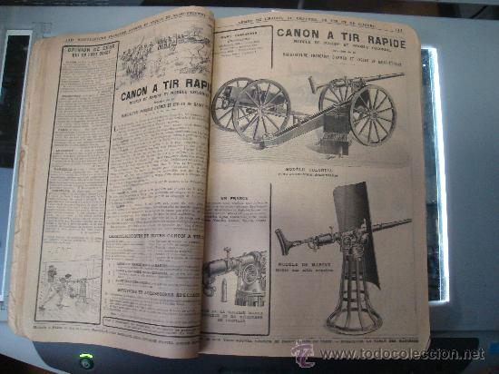 Libros antiguos: MANUFACTURE FRANÇAISE D´ARMES ET CYCLES. SAINT- ETIENNE. 1914. CATALOGO DE CICLOS DE LAS ARMAS - Foto 24 - 28150237