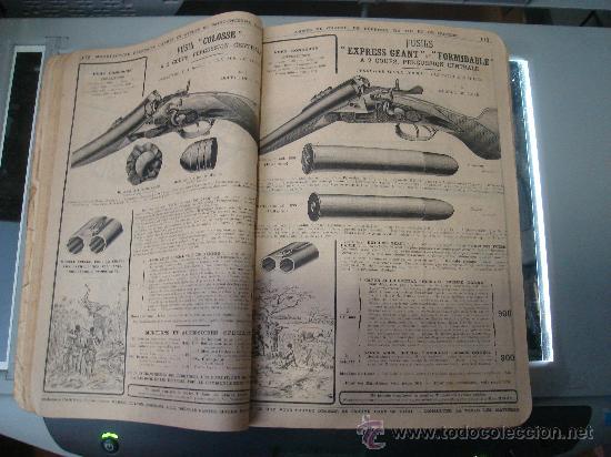 Libros antiguos: MANUFACTURE FRANÇAISE D´ARMES ET CYCLES. SAINT- ETIENNE. 1914. CATALOGO DE CICLOS DE LAS ARMAS - Foto 23 - 28150237