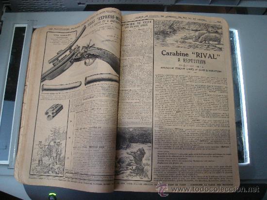 Libros antiguos: MANUFACTURE FRANÇAISE D´ARMES ET CYCLES. SAINT- ETIENNE. 1914. CATALOGO DE CICLOS DE LAS ARMAS - Foto 22 - 28150237