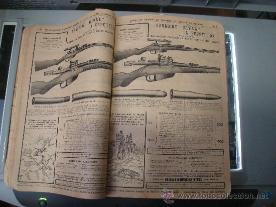 Libros antiguos: MANUFACTURE FRANÇAISE D´ARMES ET CYCLES. SAINT- ETIENNE. 1914. CATALOGO DE CICLOS DE LAS ARMAS - Foto 21 - 28150237