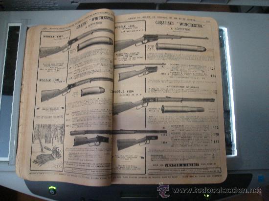 Libros antiguos: MANUFACTURE FRANÇAISE D´ARMES ET CYCLES. SAINT- ETIENNE. 1914. CATALOGO DE CICLOS DE LAS ARMAS - Foto 20 - 28150237
