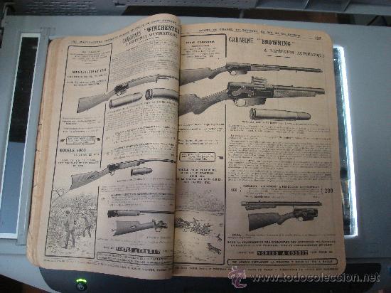 Libros antiguos: MANUFACTURE FRANÇAISE D´ARMES ET CYCLES. SAINT- ETIENNE. 1914. CATALOGO DE CICLOS DE LAS ARMAS - Foto 17 - 28150237