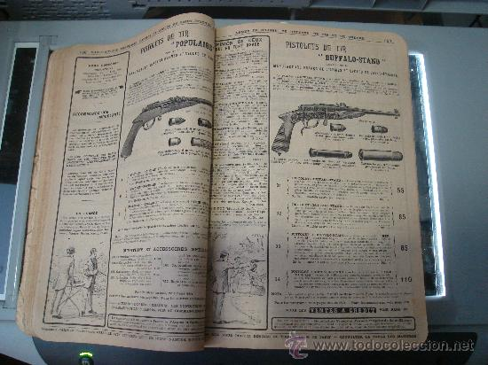 Libros antiguos: MANUFACTURE FRANÇAISE D´ARMES ET CYCLES. SAINT- ETIENNE. 1914. CATALOGO DE CICLOS DE LAS ARMAS - Foto 16 - 28150237