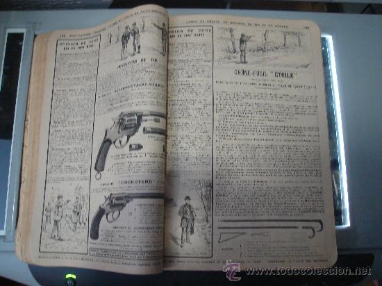 Libros antiguos: MANUFACTURE FRANÇAISE D´ARMES ET CYCLES. SAINT- ETIENNE. 1914. CATALOGO DE CICLOS DE LAS ARMAS - Foto 19 - 28150237
