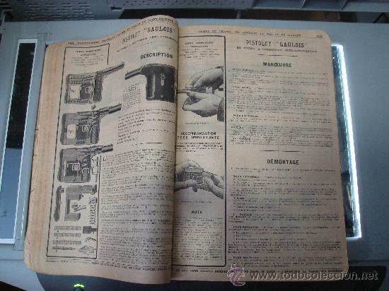 Libros antiguos: MANUFACTURE FRANÇAISE D´ARMES ET CYCLES. SAINT- ETIENNE. 1914. CATALOGO DE CICLOS DE LAS ARMAS - Foto 18 - 28150237