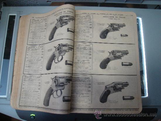 Libros antiguos: MANUFACTURE FRANÇAISE D´ARMES ET CYCLES. SAINT- ETIENNE. 1914. CATALOGO DE CICLOS DE LAS ARMAS - Foto 11 - 28150237