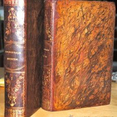 Libros antiguos: 1871.- MASONERIA. LOS TRIBUNALES SECRETOS. SOCIEDADES Y SECTAS SECRETAS. ¡¡IMPRESIONANTE OBRA!!. Lote 27139364