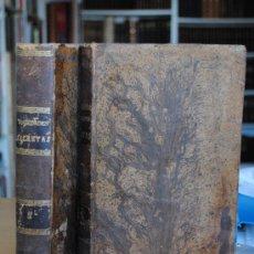 Libros antiguos: 1880.- MASONERIA. HISTORIA DE LAS SOCIEDADES SECRETAS ANTIGUAS Y MODERNAS. PEDRO ZACONE.. Lote 27210181