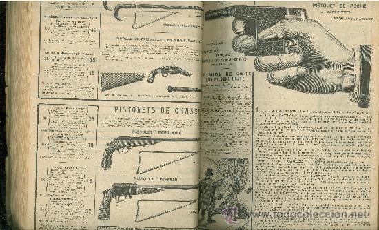 Libros antiguos: MANUFACTURE FRANÇAISE D´ARMES ET CYCLES. SAINT- ETIENNE. 1914. CATALOGO DE CICLOS DE LAS ARMAS - Foto 34 - 28150237
