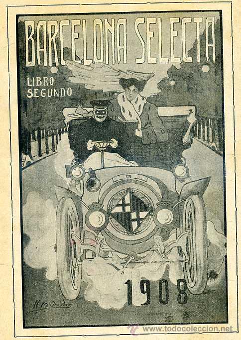 Libros antiguos: BARCELONA SELECTA - LIBRO PRIMERO Y LIBRO SEGUNDO (1908) - Foto 4 - 28316135