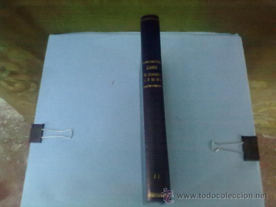 Libros antiguos: GUERRA DE GRANADA G.P. DE HITA. EDITORIAL F.T.D. BARCELONA.1925.REENCUADERNAT - Foto 3 - 28332982